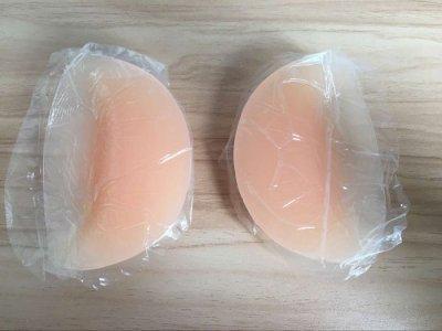 画像1: 粘着 レモン柄シリコンパッド
