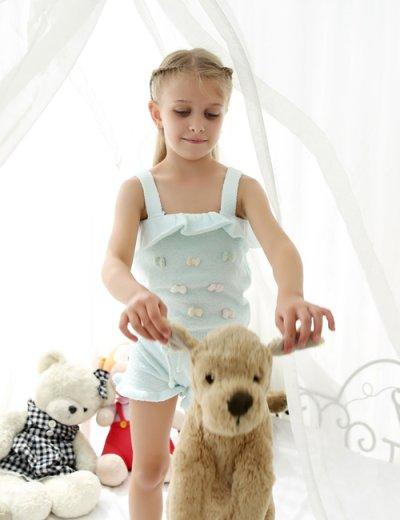 画像2: 子供用モコモコ高質ルームウェア