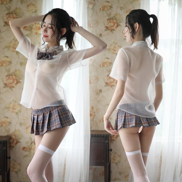 画像1: 学生セーラー服 (1)