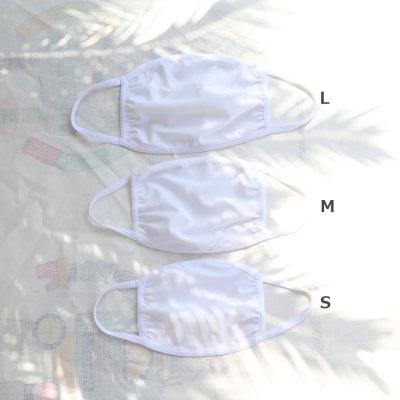 画像3: 冷感素材裏地変更耳紐ゴムに変更 ひんやり水着マスク5PCS+フィルター20枚セット(三つ証明が持ち輸出可能)